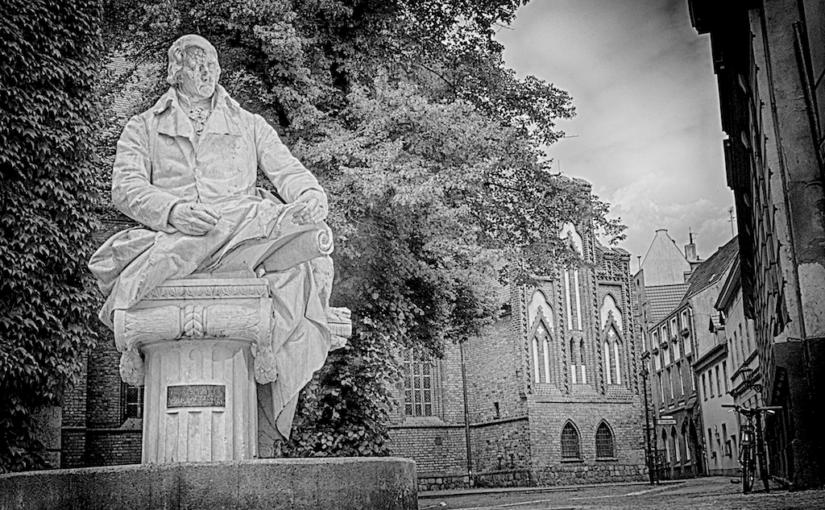Freiherr vom Stein Denkmal